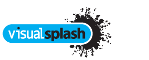 Visual Splash Logo